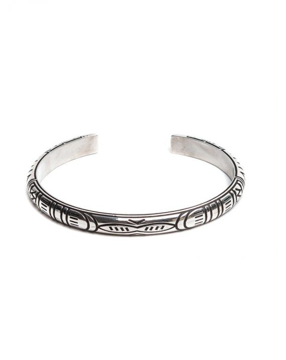 D'AMICO ARMBAND IN ENGLISCHEM SILBER