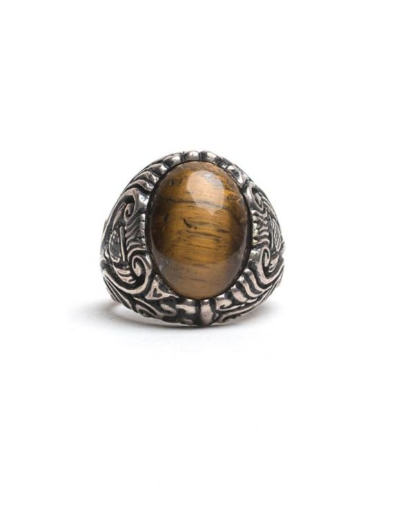 OVAL ANILLO FLORAL