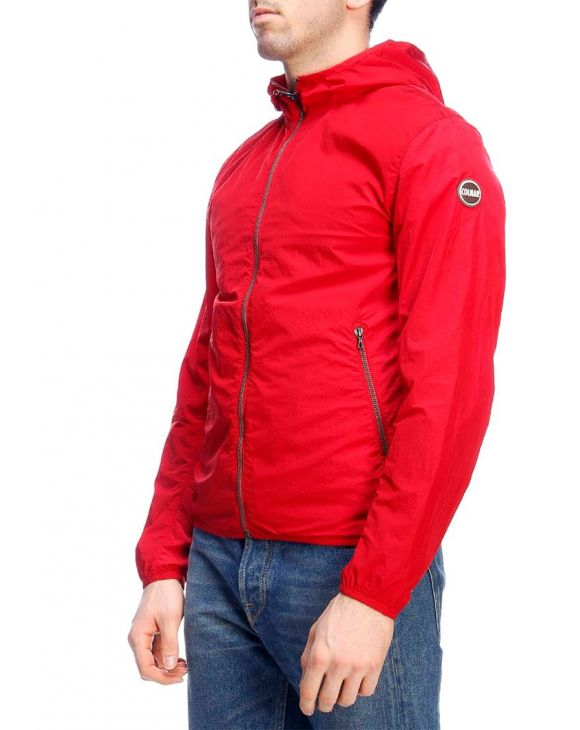 COLMAR WATERPROOF JACKET IN RED