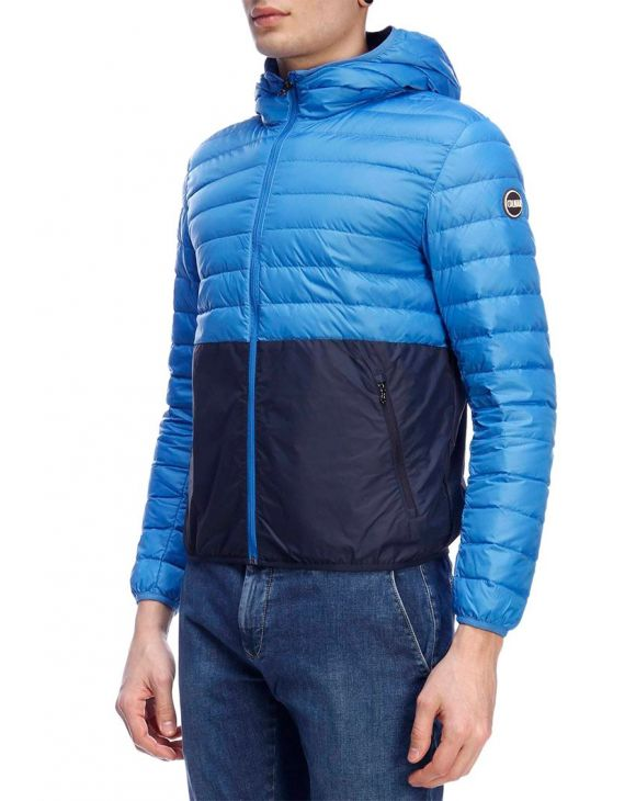 COLMAR DOWN JACKET IN LIGHT BLUE