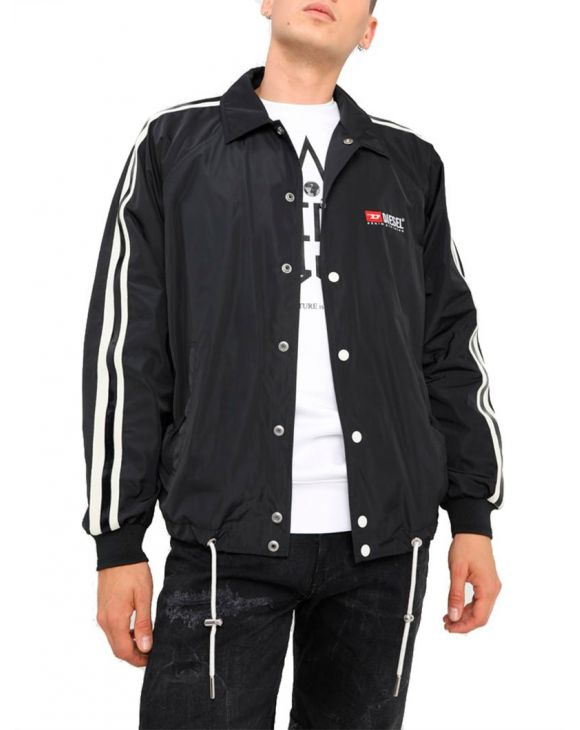 J-AKITO JACKET IN BLACK