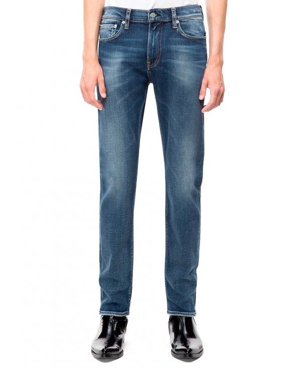 CKJ 026 SLIM JEANS IN CAIRNS BLUE