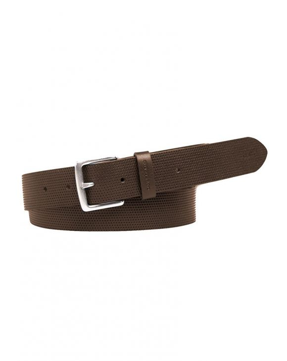 J ADJUSTABLE LEATHER BELT MS 3,5CM