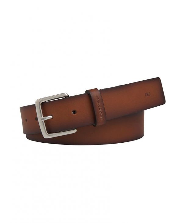 CALVIN KLEIN BELT IN BROWN