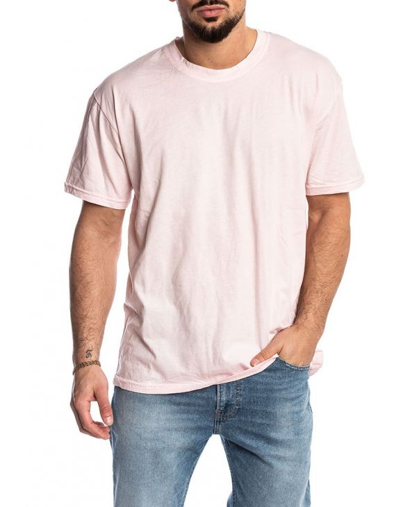 ZED OVERSIZED T-SHIRT IN ROSE