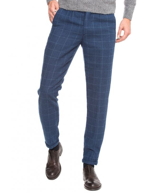 TALISH C2 PANTALON AZUL