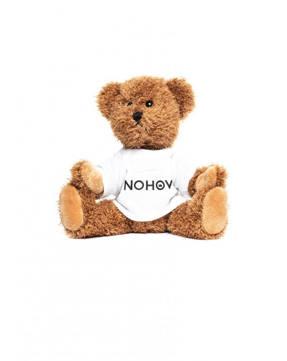 NOHOW TEDDY BEAR IN WHITE