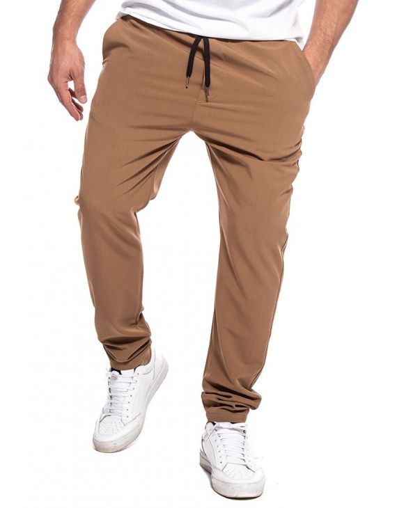 ELAN CASUAL PANTS IN CAMEL
