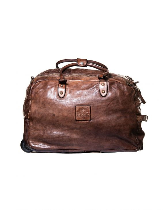 CA2D CARRY OVER BAG IN BROWN