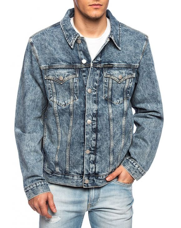 FOUNDATION CHAQUETA EN DENIM