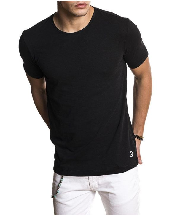 BASIC T-SHIRT NOIR