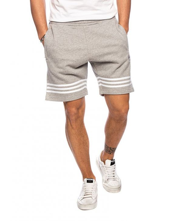 OUTLINE SHORTS IN GREY