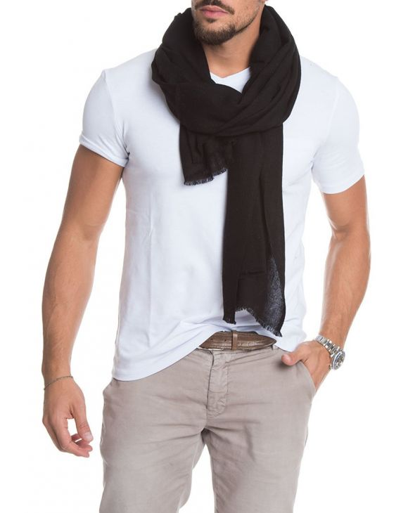 MULL CASHMERE SCARF