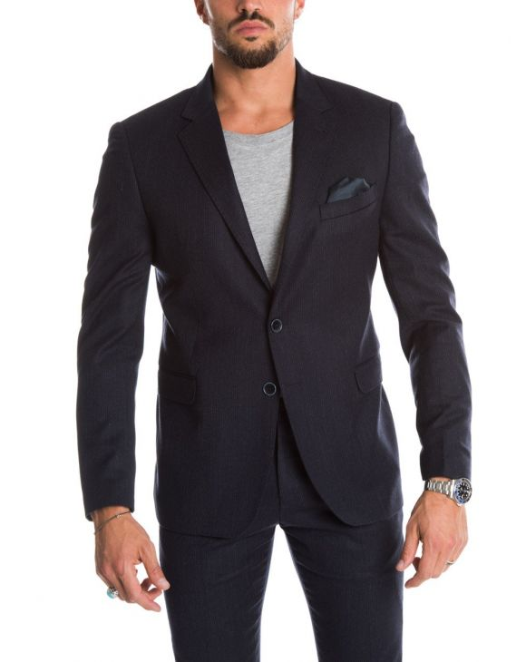 JACOB BLAZER BLU