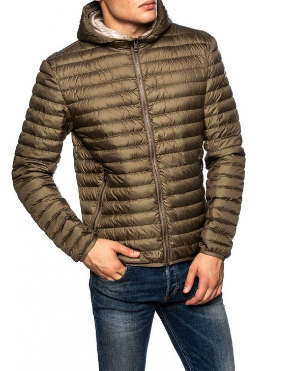FLOID DOWN JACKET IN GREEN