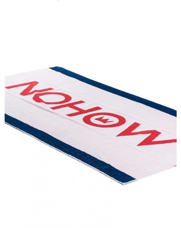 BLUE & RED NOHOW TOWEL