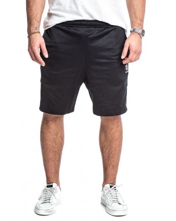 CL TAPED TRACKSHORT IN BLACK