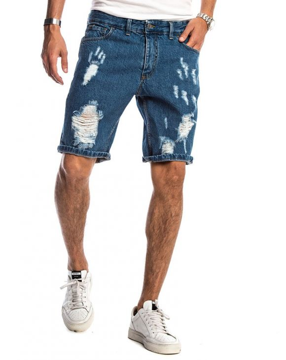 KAUI SHORTS IN DUNKELBLAU