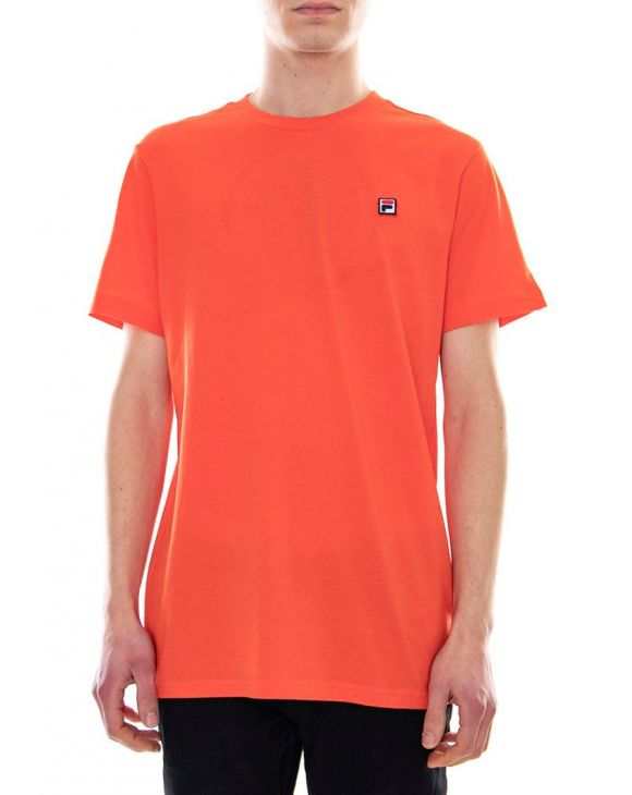 MAN SEAMUS T-SHIRT EN ORANGE